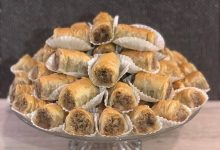 Photo de les baklavas rolls