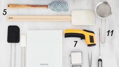 Photo de ASTUCES: Ustensiles de base – Ce dont vous avez besoin dans votre cuisine
