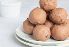 Photo de Les Bniwen : gateaux algerien sans cuisson Sous forme de petites truffes au chocolat